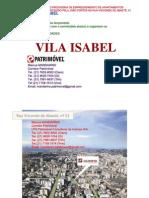VILA ISABEL - Apartamentos da JOÃO FORTES - Rua Visconde de Abaeté, 51 - Corretor MANDARINO - mandarino.patrimovel@gmail.com - (21)7602-8002
