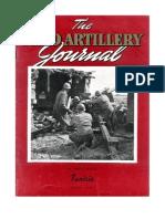 Field Artillery Journal - Jul 1943