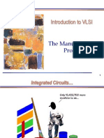 VLSI- הרצאה 3 | Manufacturing