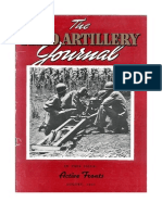 Field Artillery Journal - Aug 1943