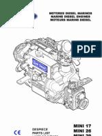 Sole Diesel Despiece_ M17!26!29