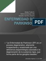 Parkinson Rostros Nuevos