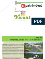 VIVANT RESIDENCIAL - Empreendimentos de casas 2 e 3 qtos em CAMPO GRANDE - mandarino.patrimovel@gmail.com - (21)7602-8002