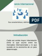 Int - Comercio Internacional