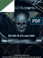 Digital Booklet - Decade of A7X
