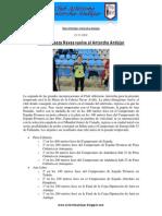 08. María Cabeza Navas vuelve al Antorcha