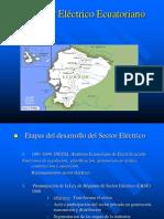 Sector Electrico Ecuador