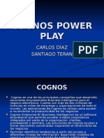 Cognos Power Play