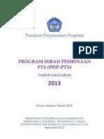 Panduan PHP PTS 2013 Final