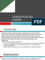 Conceptos del diseño PPT