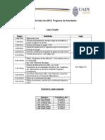 Programa Curso Induccion 2012 VF
