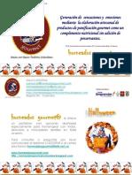 horneados gourmet® - Catálogo halloween 2012