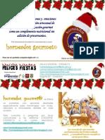 horneados gourmet® - Catálogo navidad 2012