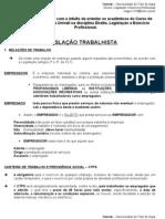 Apostila Engenhari Civil Trabalhista 2011-1