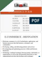 E-commerce in b2b (2)