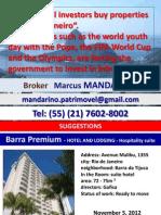 Business Presentation estate to international investors - Broker MANDARIN0 - E-MAIL