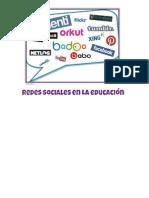 [REDES SOCIALES EN LA EDUCACIÓN]