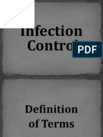 Infection Control (New)
