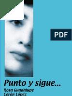 Rosa G Ceron Lopez - Punto y Sige