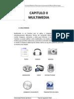 Multimedia - Capitulo II