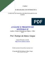 Apostila Análise e Projeto Orientados por Objetos - UML