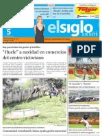 Elsiglo Eje Este Lunes 05-11-2012