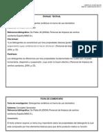 ANEXO. FORMATOS DE FICHAS- 2012 II (Para la práctica)