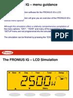 Fronius IG Displaysimulation PPS en 181424 Snapshot