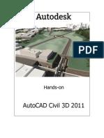 AutoCAD Civil 3D 2011 - Treinamento Hands-On