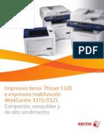 Xerox 3315 - 3325