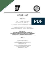 USCG Lighthouses ~ Atlantic Coast