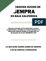 121104 Los Negocios Sucios de Sempra en Baja California