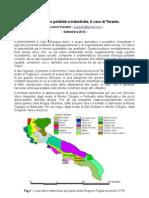 Documento Acqua Potabile e Acqua Industrie Taranto 2012 Di Giovanni Vianello