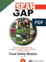 ASEAN GAP_Food Safety Module