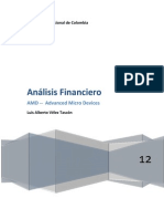 Analisis Financiero AMD