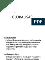 Konsep, Faktor, Kesan Globalisasi