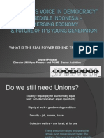 Real Power Within UNION