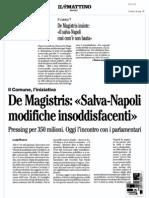 Rassegna Stampa 5.11.12