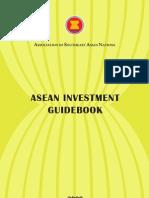ASEAN Investment Guidebook 2009