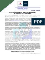 Boletin No. RP-0901-002 Prueba de Manejo