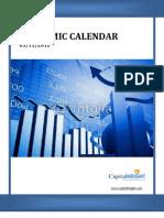 U.S.economic Calendar 05-11-2012