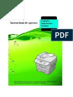Manual de Utilizare FX16 Full