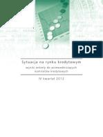 Rynek Kredytowy 2012 4