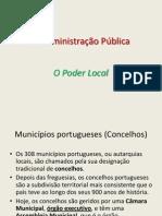 B1 - A Administração Pública