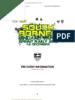 Pre Event Information South Borneo 04 Nov