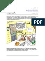 The Pensford Letter - 11.5.12