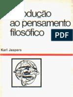 Karl Jaspers - Introdução ao pensamento filosófico