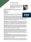 Ten Steps to a Better Packaging Design Process