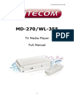 MD-270 WL-355 [Full Manual]Rev1.1