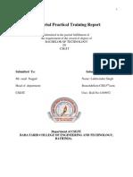 Final Report Brar